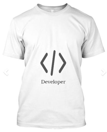 software developer tshirt buy