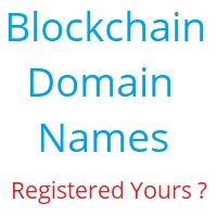 blockchain domain name